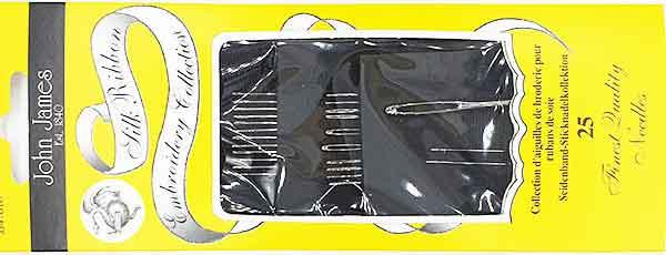 Seidenbändchen Kit Silk Ribbon Collection