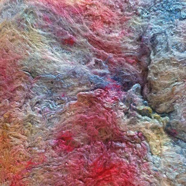 Painters Silk Cocoon Sheet Kandinsky