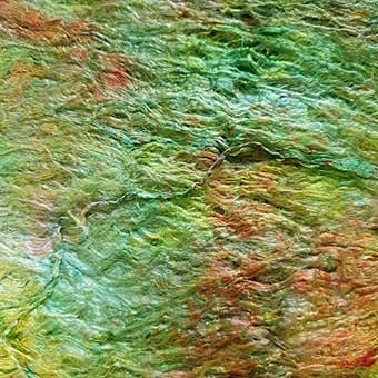 Painters Silk Cocoon Sheet Monet