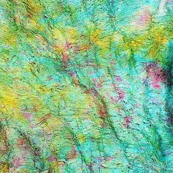 Painters Silk Cocoon Sheet Gauguin