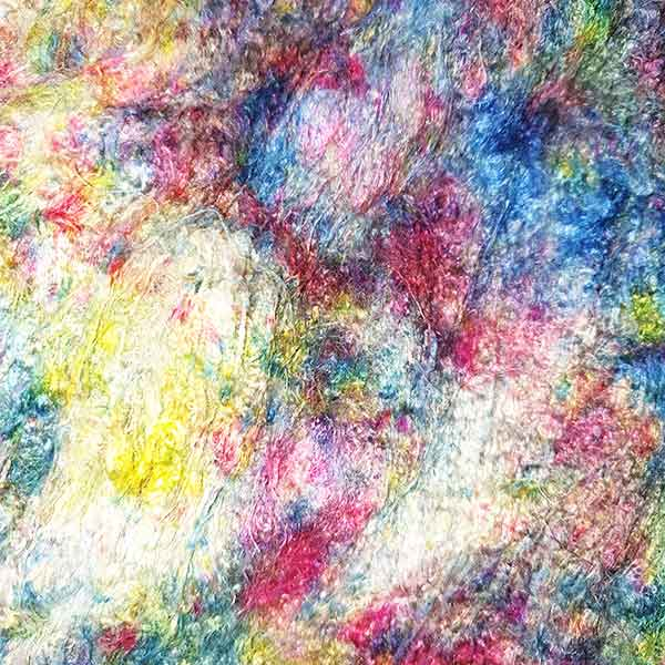 Painters Silk Cocoon Sheet Niki